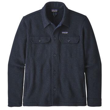 Patagonia Mens Better Sweater Fleece Shirt Jacket