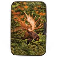 Fig Design Women's Moose RFID Wallet