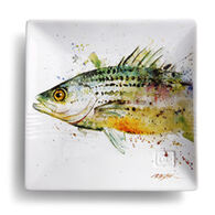 Big Sky Carvers Striped Bass Snack Plate