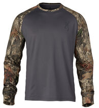 Browning Men's Hell's Canyon Speed Riser-FM Long-Sleeve Shirt