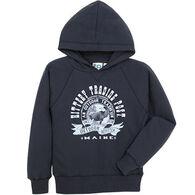 Lakeshirts Boys' & Girls' Blue 84 KTP Custom Sweatshirt