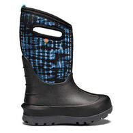 Bogs Boys' Neo-Classic Tie Dye Insulated Boot