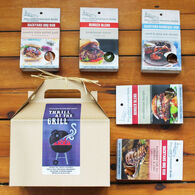 Halladay's Harvest Barn Thrill at the Grill Gift Box Collection