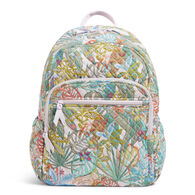 Vera Bradley Recycled Cotton Campus 25 Liter Backpack