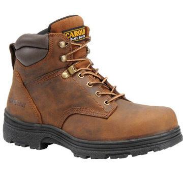 Carolina Shoe Mens 6 WP Steel Toe Work Boot