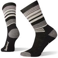 SmartWool Women's Hike Medium Striped Crew Sock