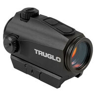 TRUGLO Ignite Mini Compact 1x22mm 2.0 MOA Red Dot Sight