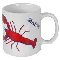Carville's Maine Lobster Ceramic Mug