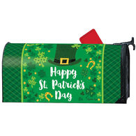MailWraps Everything Irish Magnetic Mailbox Cover