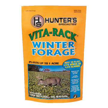 Hunters Specialties Vita-Rack Winter Forage Food Plot Seed