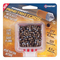 Crosman Gold Flight Penetrator 177 Cal. 8.5 Grain Lead-Free Air Gun Pellet (125)