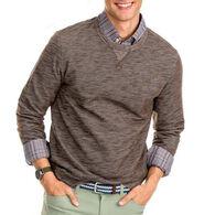 Southern Tide Men's Upper Deck Twill Crew Long-Sleeve Sweater