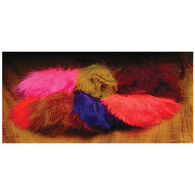 Hareline Marabou Strung Blood Quill Fly Tying Material