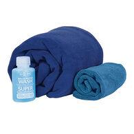 Sea to Summit Tek Towel Wash Kit