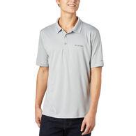 Columbia Men's Zero Rules Cooling Polo Short-Sleeve Shirt