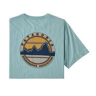 Patagonia Men's Road to Regenerative Pocket Tee Short-Sleeve T-Shirt
