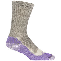 Farm to Feet Women's Boulder No Fly Zone Lightweight Crew Sock