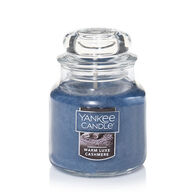 Yankee Candle Small Classic Jar Candle - Warm Luxe Cashmere