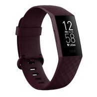 Fitbit Charge 4 Water-Resistant Fitness Tracker