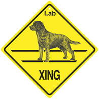 KC Creations Lab XING Sign
