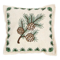 """Paine Products 4"""" x 4"""" Pinecone Balsam Pillow"""