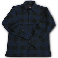 Johnson Woolen Mills Men's Double Cape Jac Shirt