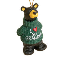 Big Sky Carvers I Love Grandpa Ornament