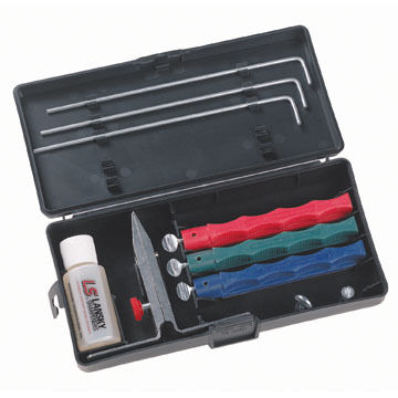 Lansky Standard 3-Stone Knife Sharpening System