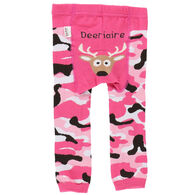 Lazy One Infant Girl's Deeriaire Legging