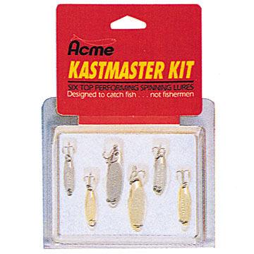 Acme Kastmaster Kit