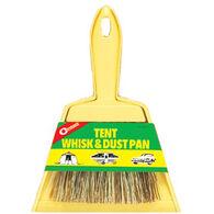 Coghlan's Tent Wisk & Dust Pan