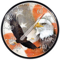 "AcuRite 12.5"" Soaring Eagle Thermometer"