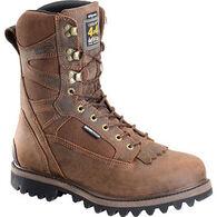 "Carolina Shoe Men's 10"" Waterproof Insulated 4x4 Work Boot, 800g"