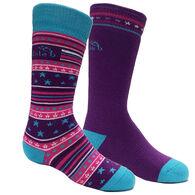 Bridgedale Boys' & Girls' Merino Ski Sock