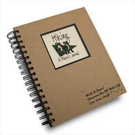 """Journals Unlimited """"Write it Down!"""" Hiking Journal"""