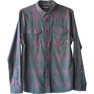 Kavu Men's Lorenzo Flannel Long-Sleeve Shirt
