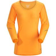 Arc'teryx Women's Motus Crew Long-Sleeve Shirt