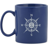 Life is Good Jake Compass Rose Mug