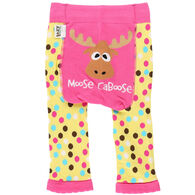 Lazy One Infant Moose Caboose Legging