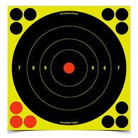 "Birchwood Casey Shoot-N-C 8"" Bull's-eye Self-Adhesive Target - 30 Pk."