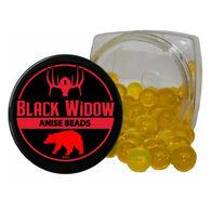 Black Widow Anise Beads - 6 oz.