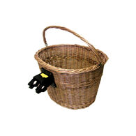 Summit Wicker Basket w/ Quick Release & Handle