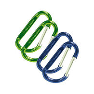 Outdoor Products 8mm Carabiner - 2 Pk.
