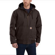 Carhartt Men's Big & Tall Duck Quilt-Lined Jacket
