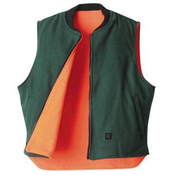Codet Men's 8-pointer Reversible Vest