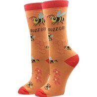 Sock Harbor / Ocean Beach Women's Buzz Off Ankle Sock