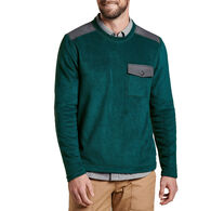 Toad&Co Men's Cashmoore Crew Microfleece Long-Sleeve Shirt