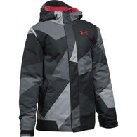 Under Armour Boys' UA Storm Powerline Jacket