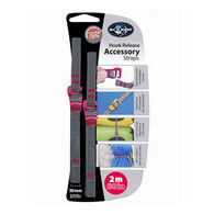 Sea to Summit 10mm Accessory Strap w/ Hook Release - 2 Pk.