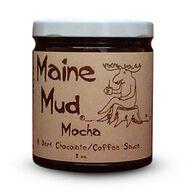Maine Mud Mocha Dark Chocolate Sauce - 4 oz.
